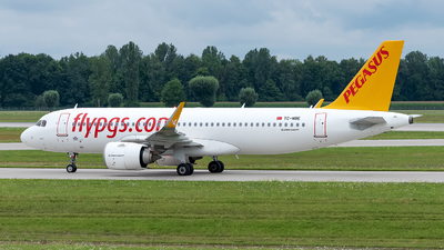 A picture of TCNBE - Airbus A320251N - Pegasus Airlines - © Sebastian Thiel