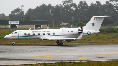TU-VAD - Gulfstream G-IV - Ivory Coast - Government
