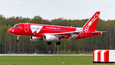 RA-89140 - Sukhoi Superjet 100-95B - Red Wings