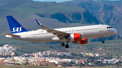 SE-ROB - Airbus A320-251N - Scandinavian Airlines (SAS)