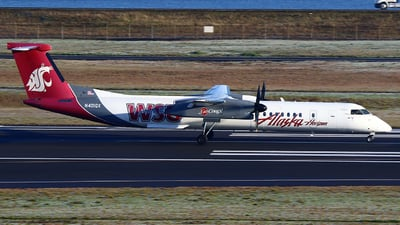 N401QX - Bombardier Dash 8-Q402 - Horizon Air