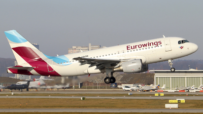 A picture of DABGN - Airbus A319112 - Eurowings - © Johannes Reichert