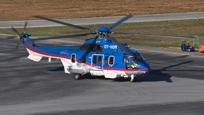 A picture of OYHOM - Airbus Helicopters H225 -  - © Erik Gjørup Kristensen - SAI Collection