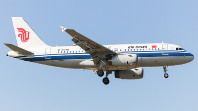 B-6048 - Airbus A319-132 - Air China