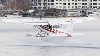 N8397Q - Cessna U206F Stationair - Seattle Seaplanes