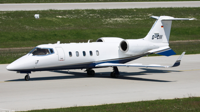 D-CIII - Bombardier Learjet 60 - Air Independence