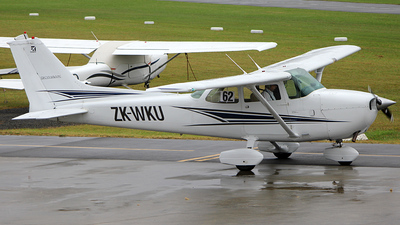 ZK-WKU - Cessna 172P Skyhawk II - Aero Club - North Shore