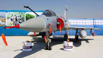 KF110 - Dassault Mirage 2000H - India - Air Force