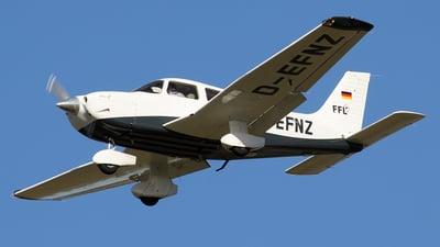 D-EFNZ - Piper PA-28-181 Archer III - Flugschule FFL