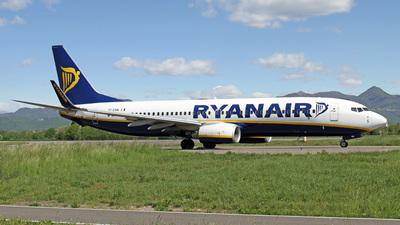 EI-ENN - Boeing 737-8AS - Ryanair