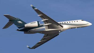 N468KL - Bombardier BD-700-1A11 Global 5000 - Private