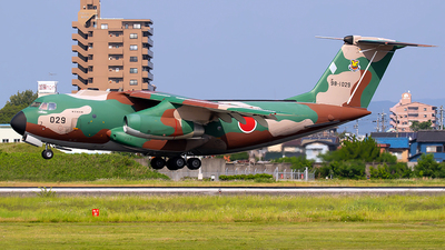 98-1029 - Kawasaki C-1 - Japan - Air Self Defence Force (JASDF)
