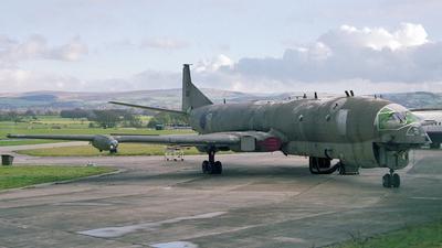 XV257 - British Aerospace Nimrod MR.2P - United Kingdom - Royal Air Force (RAF)