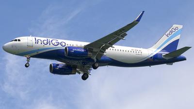 VT-IFN - Airbus A320-232 - IndiGo Airlines