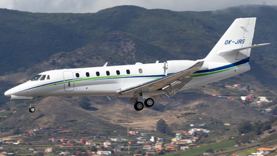 OK-JRS - Cessna 680 Citation Sovereign Plus - SmartWings