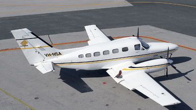 VH-NSA - Cessna 441 Conquest II - Paul Lyons Aviation