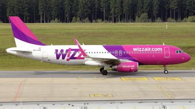 HA-LWS - Airbus A320-232 - Wizz Air
