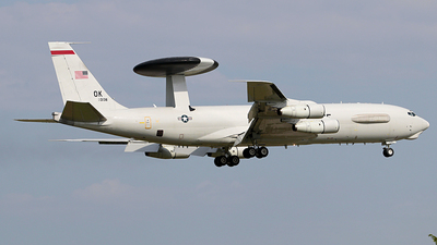 80-0138 - Boeing E-3G Sentry - United States - US Air Force (USAF)