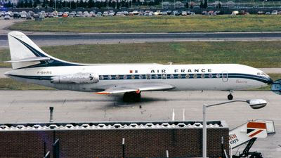 F-BHRG - Sud Aviation SE 210 Caravelle III - Air France