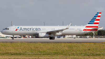 N119NN - Airbus A321-231 - American Airlines