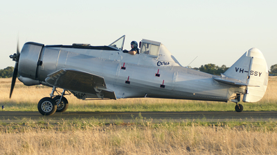 VH-SSY - CAC CA-28 Ceres C - Private