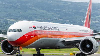 D2-TEK - Boeing 777-3M2ER - TAAG Linhas Aéreas de Angola