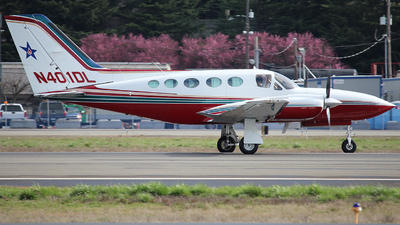 N401DL - Cessna 421C Golden Eagle - Private
