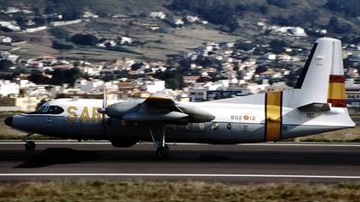 D.2-03 - Fokker F27-200MAR Friendship - Spain - Air Force