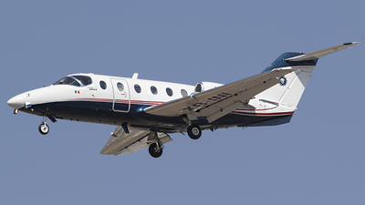 XB-INI - Beechcraft 400A Beechjet - Private