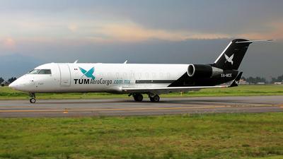 XA-MCE - Bombardier CRJ-200PF - TUM AeroCarga