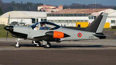 MM55113 - Aermacchi F-260EU - Italy - Air Force