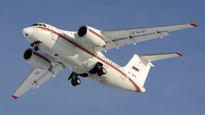 RF-32816 - Antonov An-148-100EM - Russia - Ministry for Emergency Situations (MChS)