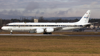 N817NA - Douglas DC-8-72 - United States - National Aeronautics and Space Administration (NASA)