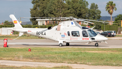 EC-ILA - Agusta A109E Power - Babcock MCS Spain