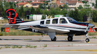 PH-ALB - Beechcraft G36 Bonanza - Private