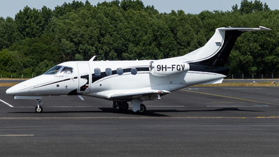 A picture of 9HFGV - Embraer Phenom 100 -  - © Marco Materlik