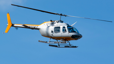 N13AT - Bell 206B JetRanger - Private