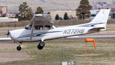 N372HB - Cessna 172S Skyhawk SP - Private