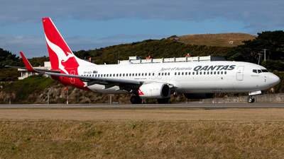 A picture of VHXZH - Boeing 737838 - Qantas - © Joel Hanks