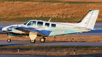 A picture of N3195K - Beech 58 Baron - [TH1895] - © Maik Voigt