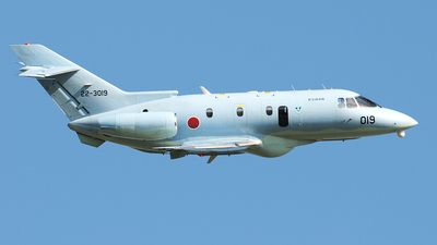 22-3019 - Raytheon U-125A - Japan - Air Self Defence Force (JASDF)