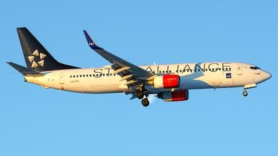 A picture of LNRRL - Boeing 737883 - SAS - © Laszlo Fekete