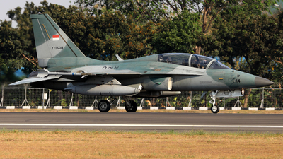 TT-5014 - Korean Aerospace Industries KAI T-50i Golden Eagle - Indonesia - Air Force