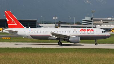 OE-LBQ - Airbus A320-214 - Lauda Air