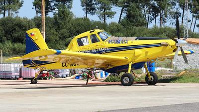 CC-AOQ - Air Tractor AT-802 - Trabajos Aéreos Martínez Ridao