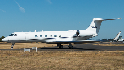 N84GV - Gulfstream G-V - Private