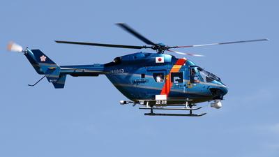 JA6813 - MBB-Kawasaki BK117C-1 - Japan - Police
