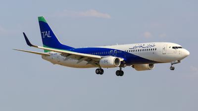 7T-VCB - Boeing 737-8ZQ - Tassili Airlines