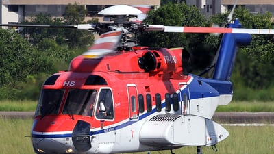 A picture of PRCHS - Sikorsky S92A Helibus - CHC Helikopter Service - © Allan Martins Antunes