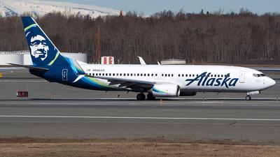 N596AS - Boeing 737-890 - Alaska Airlines